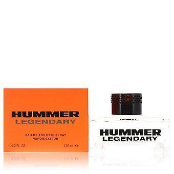 Hummer legendary eau de toilette spray by hummer 553111 125 ml