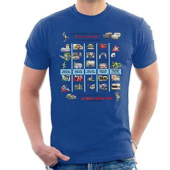 Morris Advert Design British Motor Heritage Men's T-Shirt