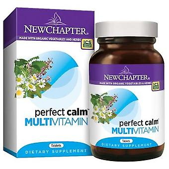 New Chapter Perfect Calm Multivitamin, 144 tabs