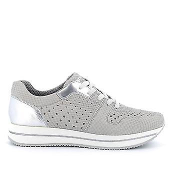 Sapato feminino Igi&co Grey Kuga In Animalier Print