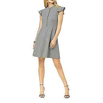 Zoe By Rachel Zoe | Flutter Sleeve a-Line Dress