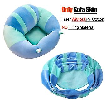 Sofa Support Seat Cover, Baby Plush Chair Learning To Sit