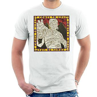 The Mummy It Comes To Life Men's T-Shirt