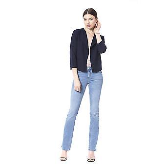 Silvian Heach Women's Blue Blazer