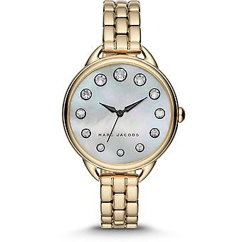 Marc Jacobs MJ3509 Analog-Quartz with Stainless-Steel Strap Ladies Watch