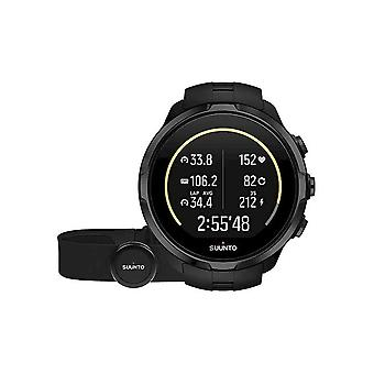 Suunto montre en plein air Spartan Sport Wrist HR All Black avec HR SS023364000