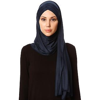Cansu - 3X Hijab jersey pratique d'une seule pièce