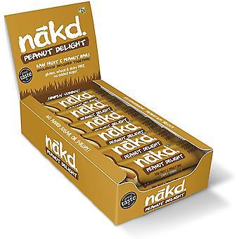 Nakd Peanut Delight Bar 35g x18