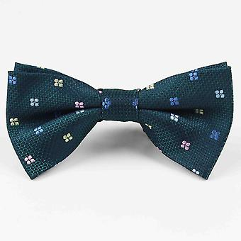 New Style Plaid Polyester Bow Ties For Baby Kid Kids