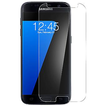 Fexible glass crystal clear screen protector for Samsung Galaxy S7