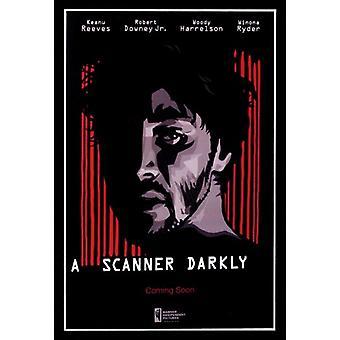 A Scanner Darkly Movie Poster (11 x 17)