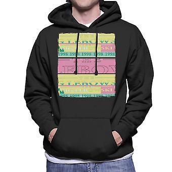 The Big Lebowski Retro 1998 Men's Hooded Sweatshirt