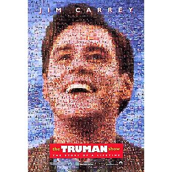 The Truman Show Movie Poster (11 x 17)