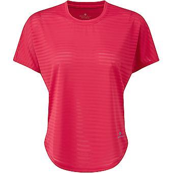 Ronhill Womens Momentum Flow Short Sleeve T-Shirt