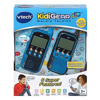 Vtech kidigear walkie Talkies für Kinder, Outdoor 65-Fuß-Langstrecken-Walkie-Talkies mit sicheren graben