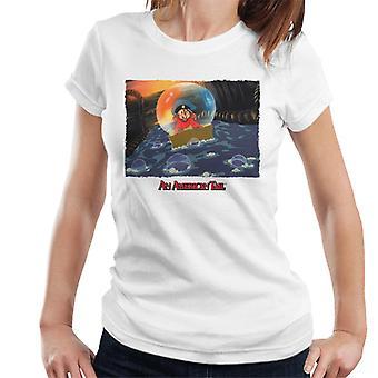 バブルの女性とアポスで立ち往生したアメリカのテールフィーベルマウスケヴィッツ;s Tシャツ