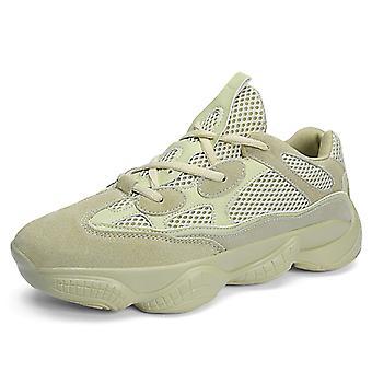 Zapatos de Running Deportivos Para Hombres 8500 Beige
