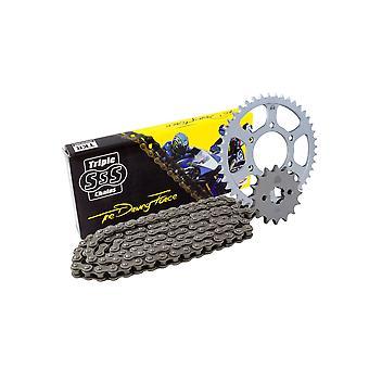 Aprilia 125 RS Extrema 93-03 Chain & Sprocket Kit (16T / 39T) A