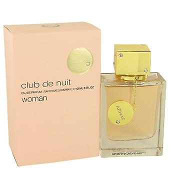 Club De Nuit by Armaf Eau De Parfum Spray 3,6 oz/106 ml (naisten)