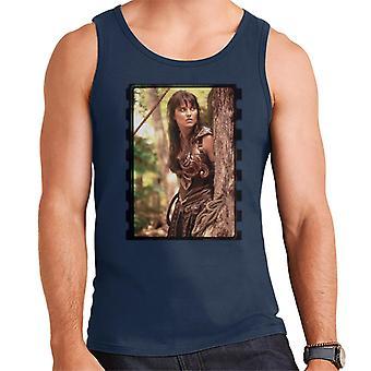 Xena Warrior Princess In The Jungle Men's Vest