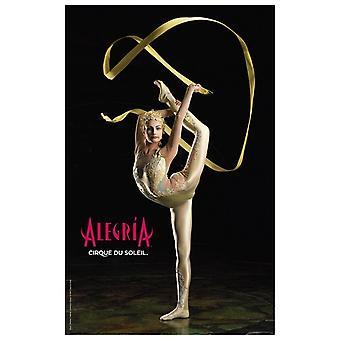 Cirque du Soleil - Alegria c1994 (Manipulation) Movie Poster (11 x 17)