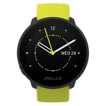 Polar 90083111 Unite Smartwatch Lime Green And Black Fitness Watch S-l