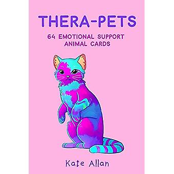 50 Emotional Support Animal� Cards: Drawings and Affirmations for Mental Wellness