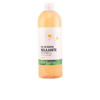 Tot Herba Shower Gel Relajante Manzanilla 1000 Ml For Women
