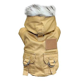 Pet Cats And Dogs Winter Warm Down Jacket