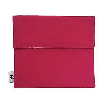 Food bag - Magenta - 18x15,5cm 1 unit