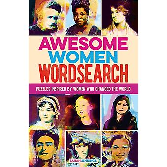 Awesome Women Wordsearch by Sarah Jennings