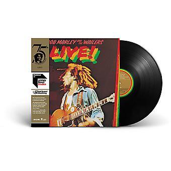Marley,Bob & The Wailers - Live [Vinyl] USA import
