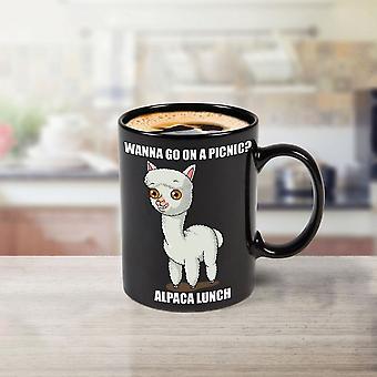 BigMouth Inc. Alpaca Colour Changing Mug