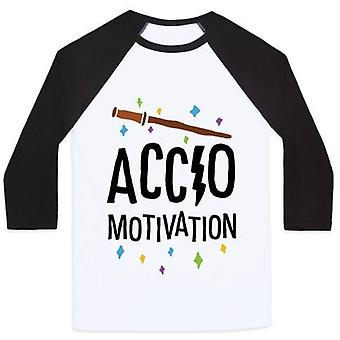 Accio motivation unisex classic baseball tee