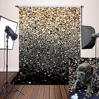 Daniu absztrakt fotózás hátterek csillagok arany fantasy háttér fotó kellékek baba vinly 5x7f