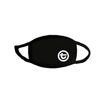 Anim Kuva Cosplay Mask Cloud Symbol Adult Sports Half Face Dust Proof