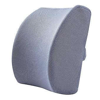 Comfortable memory foam lumbar back pillow support back cushion home office car seat cushion set