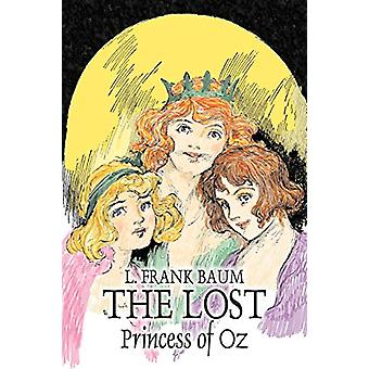 The Lost Princess of Oz by L. Frank Baum - Fiction - Fantasy - Litera