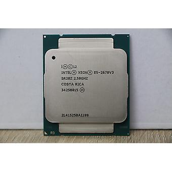 Xeon Processor E5 2678 V3