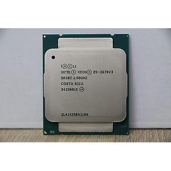 Xeon-suoritin E5 2678 V3