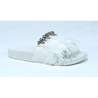 Feather Slider White