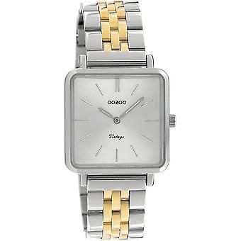 Oozoo - Women's Watch - C9952 - Silver Gold
