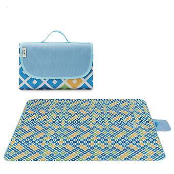 Portable outdoor picnic mat beach mat waterproof camping  blanket yspm-49