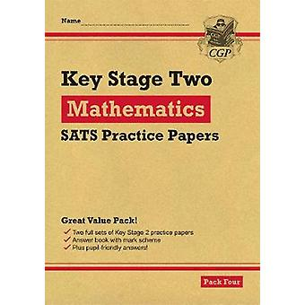 New KS2 Maths SATS Practice Papers: Pack 4 (for the 2020 tests)