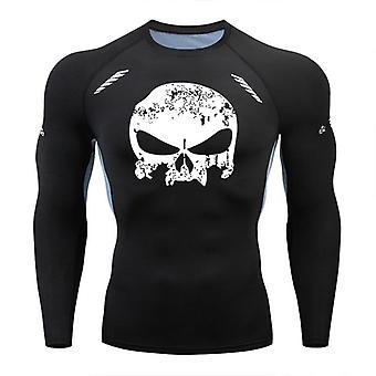 Sports T-shirt, Men Gym Running Jogging T-shirt