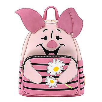 Loungefly Disney Mini Ryggsäck Winnie Puh Piglet ny tjänsteman