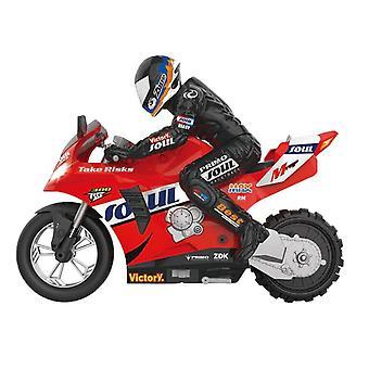 Rc Motorcykel Hc 802 Selvbalancerende 6 akse