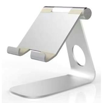 Multifunctional Double Folding Aluminum Cell Phone Stand