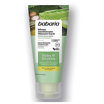 Babaria Expres Hydra & Nutritive Moisturizing Conditioning Balm 200 ml