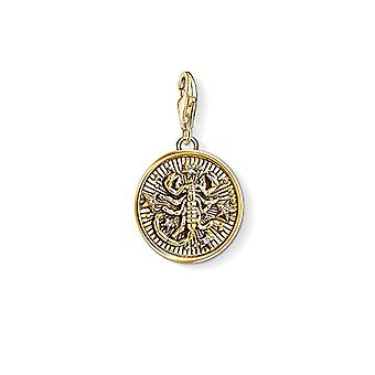 Thomas Sabo Medallion Pendant from Unisex Sterling Silver 925(22)